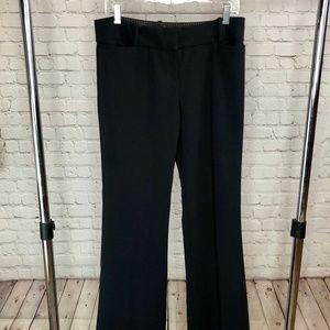 Limited Drew fit low rise boot cut pants 8 Long
